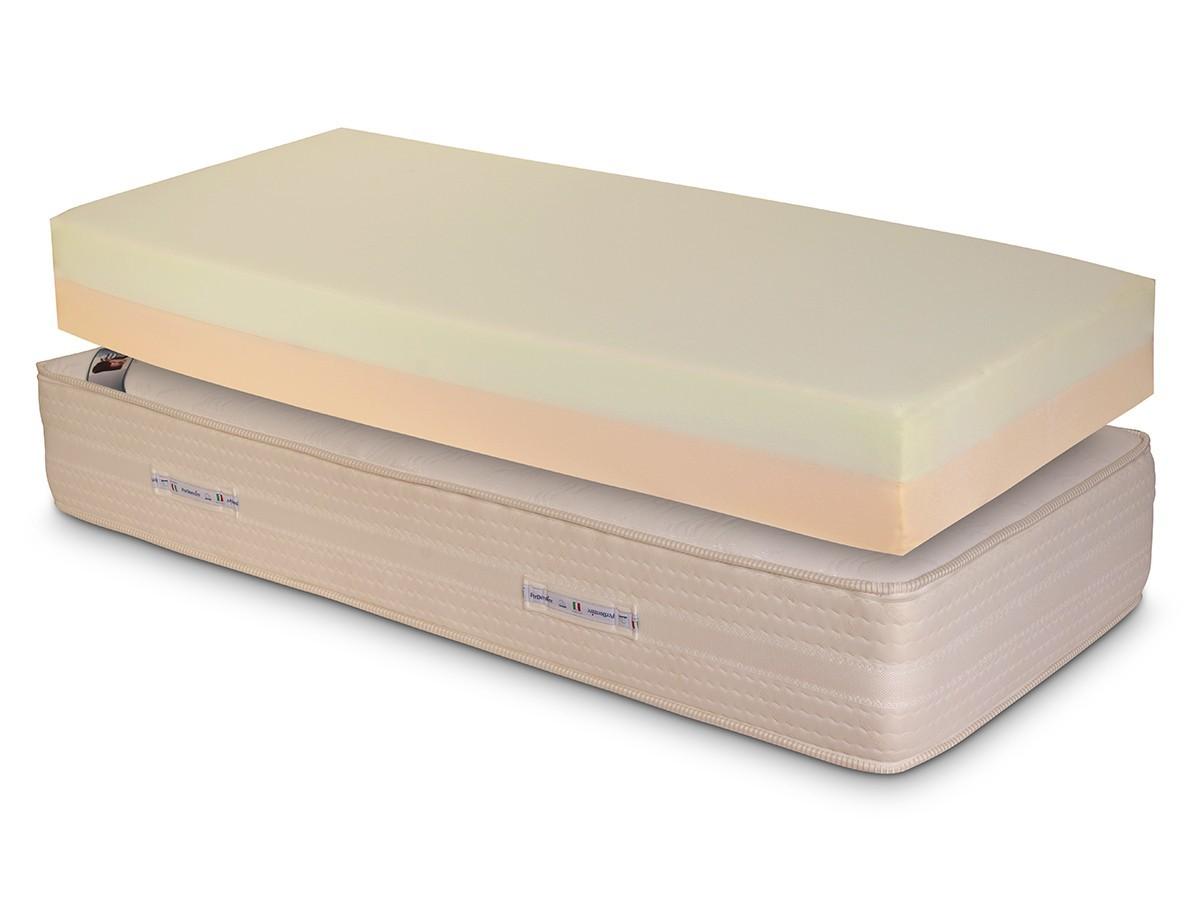 PerDormire Comfort Partner - obojstranný matrac s lenivou penou v poťahu 85 x 200 cm, snímateľný poťah