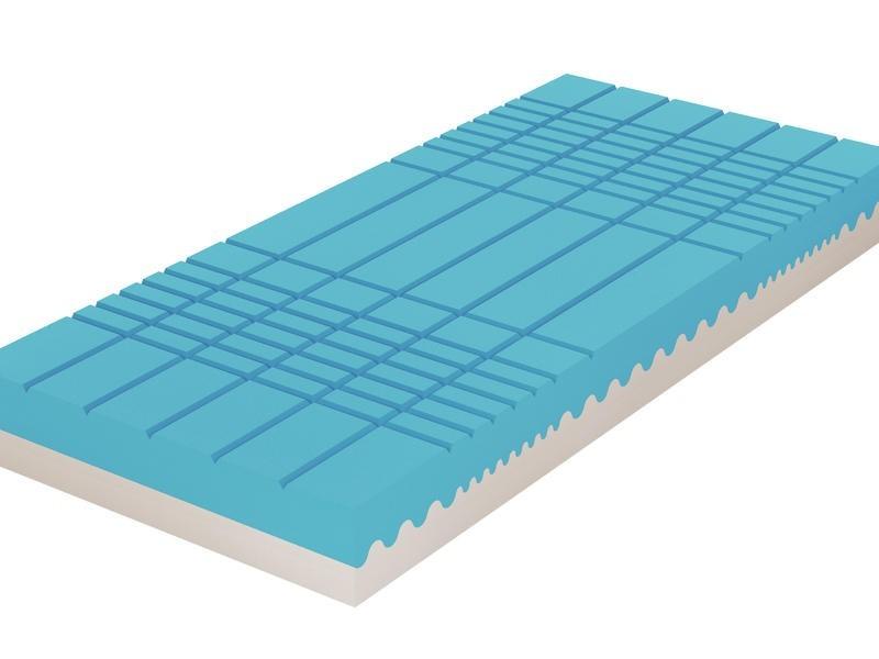 Tropico GUARD ANTIBACTERIAL - ortopedický zónový matrac 120 x 200 cm 1 ks, snímateľný poťah