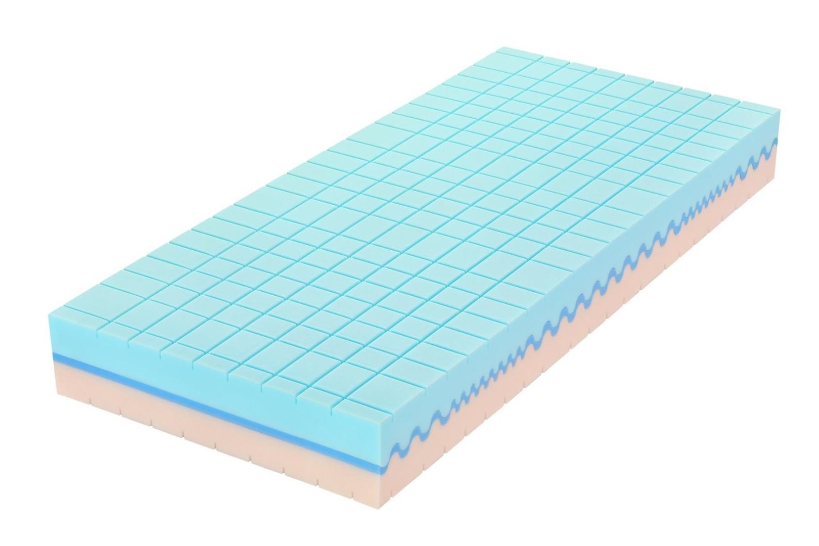 Tropico MEDICAL CONCEPT - matrac pre boľavý chrbát a kĺby 180 x 210 cm 1 ks, snímateľný poťah