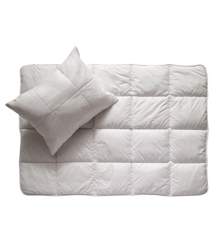 Moravia Comfort SOFT 95 - lôžkoviny s praním na 95 °C - prikrývka extra hrejivá dvojitá 140 x 200 cm (700 + 900 g), s dutým vláknom