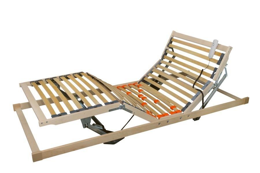 Tropico DOUBLE EXPERT MOTO - lamelový rošt s motorovým polohovaním 130 x 220 cm