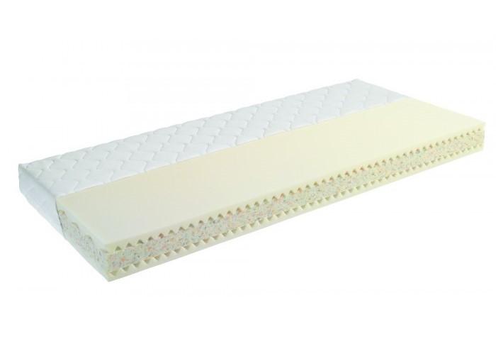Moravia Comfort NORKA Plus - vzdušný matrac vhodný pre dospelých aj dorast 100 x 200 cm, snímateľný poťah