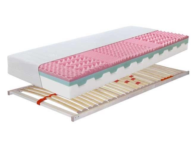 Ahorn SET MELODY - matrac Melody 20 + lamelový rošt Primaflex za zvýhodnenú cenu, snímateľný poťah