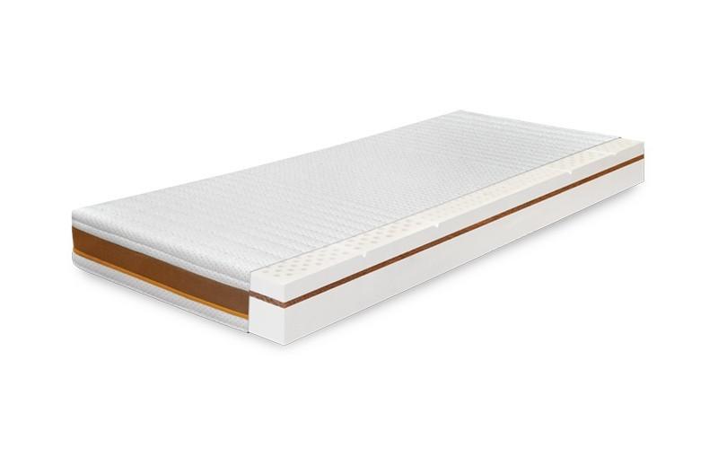 Ahorn MEDI VITA PLUS 18 cm - obojstranný latexový matrac pre neho aj pre ňu 85 x 200 cm, snímateľný poťah