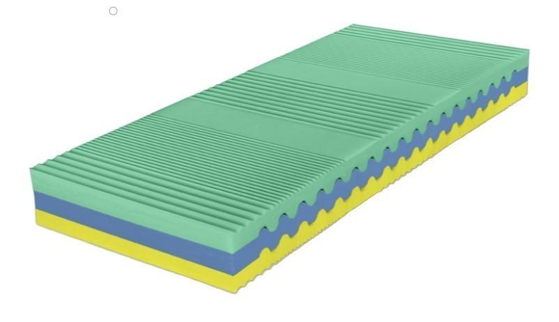 DreamLux ERGO - matrac zo studenej peny pre deti aj dospelých 120 x 200 cm, snímateľný poťah