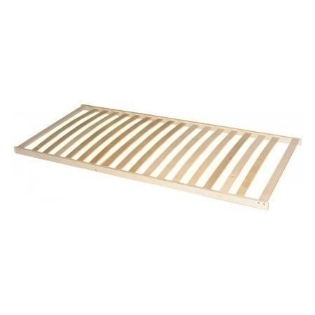 Texpol KLASIK 16 - kvalitný pevný lamelový rošt 120 x 200 cm, brezové lamely + brezové nosníky