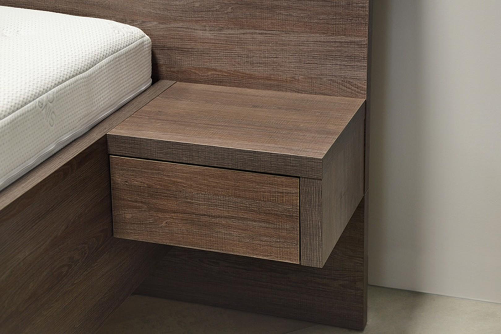 Ahorn JEDNOZÁSUVKA - nočný stolík k posteli SALINA