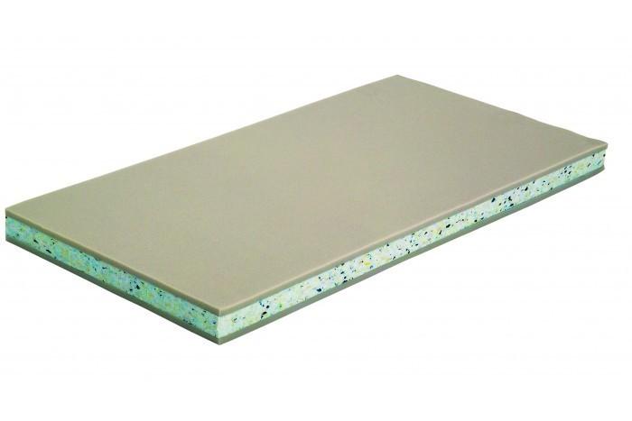 Moravia Comfort BAMBINO - detský matrac pre pevnú oporu 70 x 160 cm - poťah Jaba PUR, snímateľný poťah