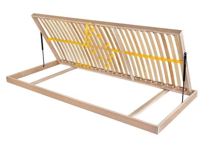 Ahorn DUOSTAR Kombi P PRAVÝ - posteľný rošt výklopný z boku