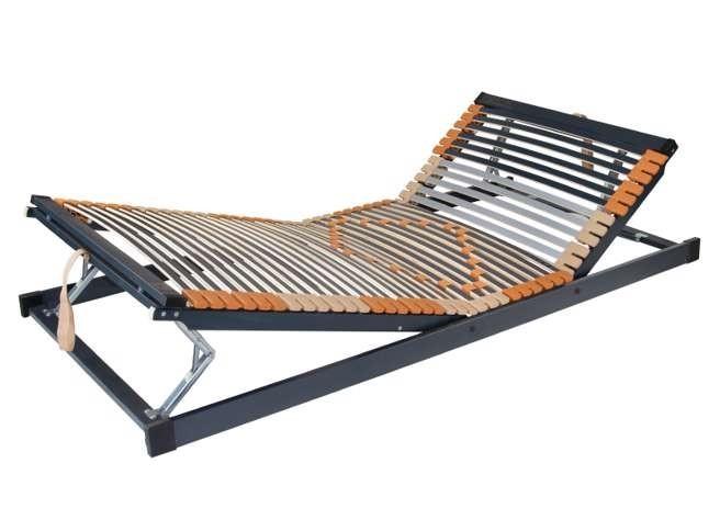 Ahorn TRIOFLEX HN - prispôsobivý posteľný rošt s polohovaním 90 x 200 cm