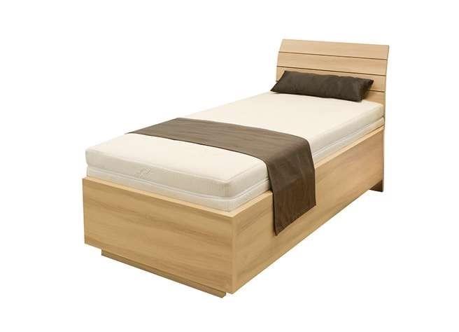 Ahorn SALINA Basic - jednolôžková posteľ, ktorá sa vznáša 140 x 190 cm, lamino