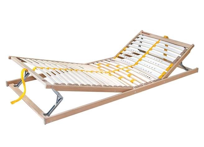 Ahorn DUOSTAR HN - lamelový posteľný rošt s manuálnym polohovaním