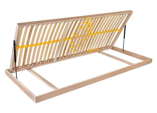 Ahorn DUOSTAR Kombi P ĽAVÝ - posteľný rošt výklopný z boku